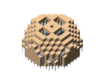 Architectural Interpretation              of Cellular Automata<